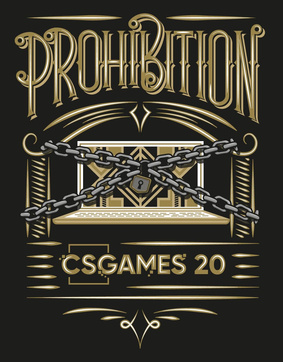 Prohibition CS Games 2020
